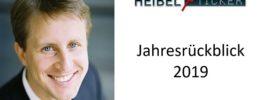 Heibel-Ticker Jahresrückblick 2019: Scharte von Chaos-Dezember mehr als ausgewetzt