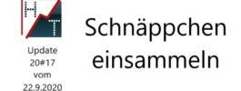 Heibel-Ticker PLUS Update 20#17: SCHNÄPPCHEN EINSAMMELN