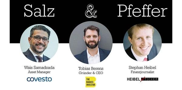 Salz & Pfeffer zum Mittag mit Tobias Berens, Bitcoin-Trader